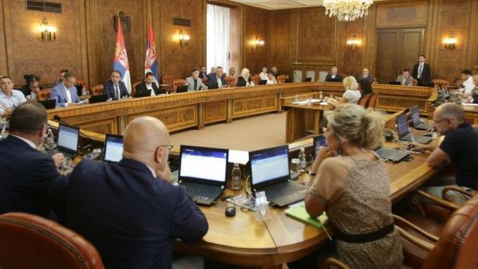 Vladi Srbije predat Nacrt Medijske strategije 2