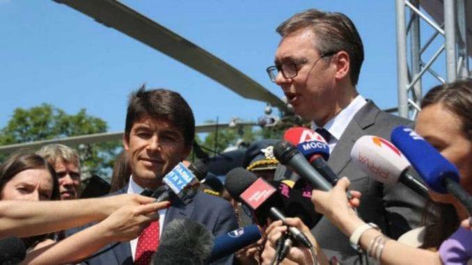 Besramna dominacija Vučića, REM uvek radi u službi vlasti 1