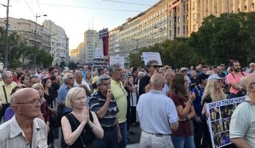 1 od 5 miliona: Nema pregovora sa Vučićem, bojkot izbora  (VIDEO, FOTO) 11