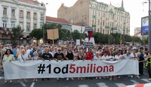 Udruženje 1 od 5 miliona: Vučićeve izjave ugrožavaju bezbednost novinara N1 13