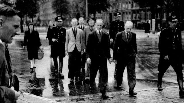 Racija u Amsterdamu 1943.