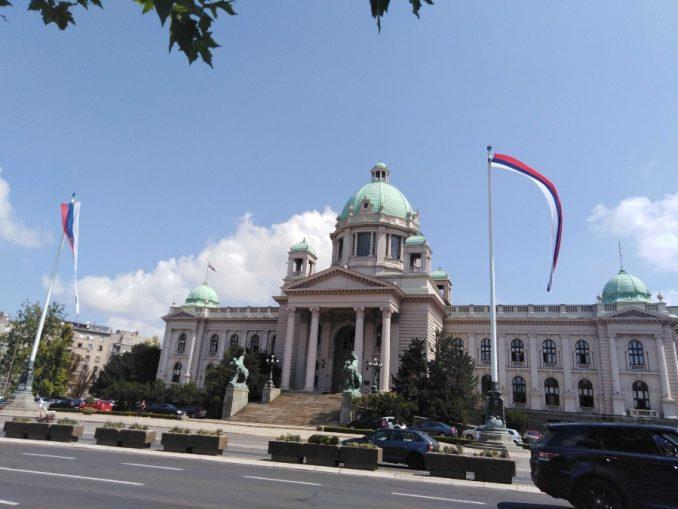 U Skupštini predstavnici vlasti, opozicije i EU uoči početka dijaloga o izbornim uslovima 1