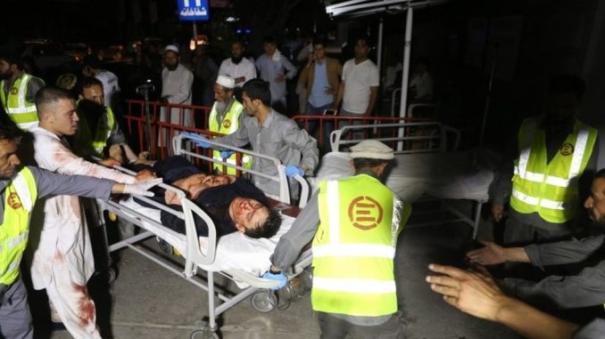 Avganistan: 63 žrtve u eksploziji bombe na svadbi u Kabulu 4