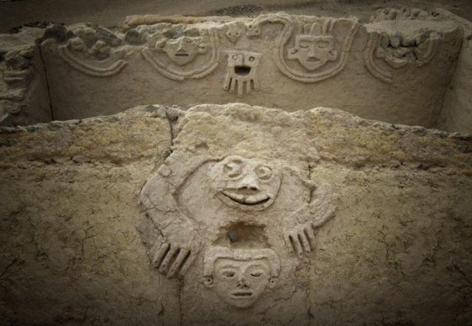 Peruanski arheolozi otkrili mural star 3.800 godina 1