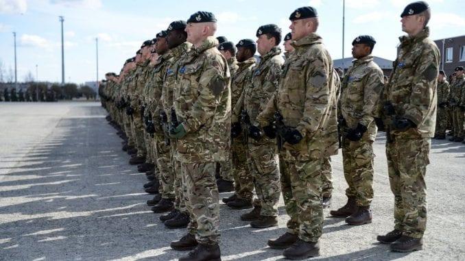 NATO: Nema trajnih posledica zbog korišćenja osiromašenog uranijuma 5