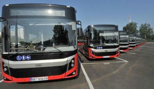 BIRN: Iznajmljeni minibusevi koštali GSP znatno više nego da su ih kupili 12