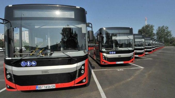 BIRN: Iznajmljeni minibusevi koštali GSP znatno više nego da su ih kupili 2
