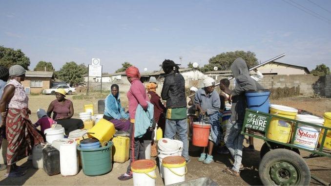 Trećina stanovnika Zimbabvea na ivici gladi 2