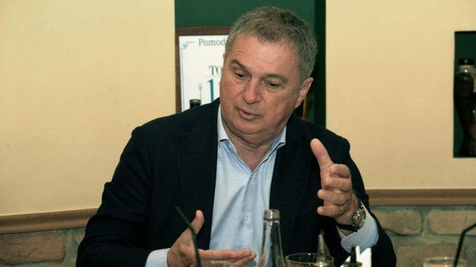 Ljubiša Tumbaković: Mislim da nisam izneverio Osima 3