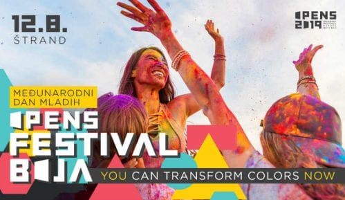 Festival boja na Štrandu 1