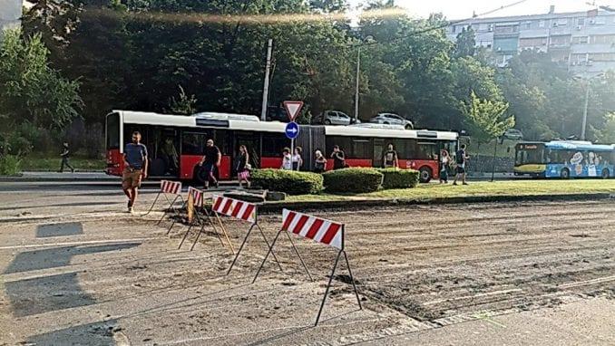 """Još nema izveštaja o nesreći na gradilištu """"Beograd puta"""" u kojoj je poginula žena 1"""