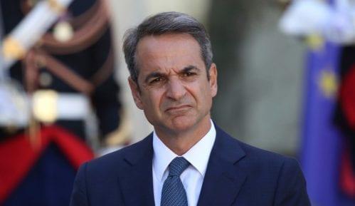Micotakis: Tražiću pojačano prisustvo NATO u Egejskom moru 10