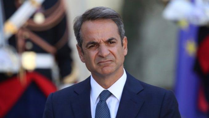 Micotakis: Tražiću pojačano prisustvo NATO u Egejskom moru 1