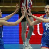 Odbojkašice Srbije pobedom počele OI, savladana Dominikanska Republika 12