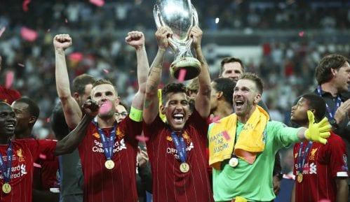 Navijači Liverpula slave španskog golmana (33) zbog osvajanja Super kupa Evrope 5