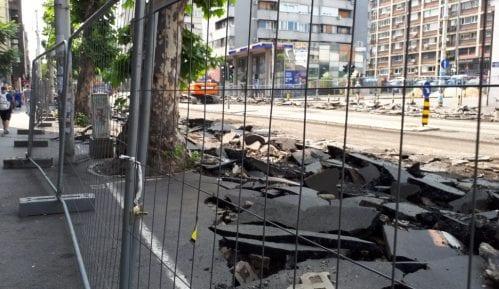 Zbog prekrajanja planova još veće gužve u centru Beograda od 1. septembra 3