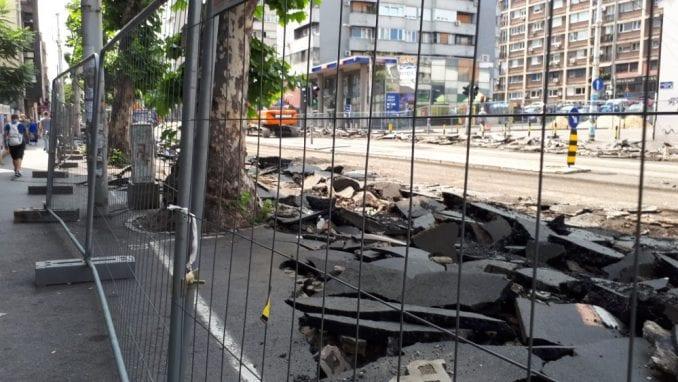 Zbog prekrajanja planova još veće gužve u centru Beograda od 1. septembra 1