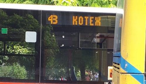 GSP: Poslednji polasci autobusa u 18:30 2