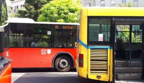 Izmene na linijama javnog prevoza zbog radova na nadvožnjaku u Kirovljevoj 1