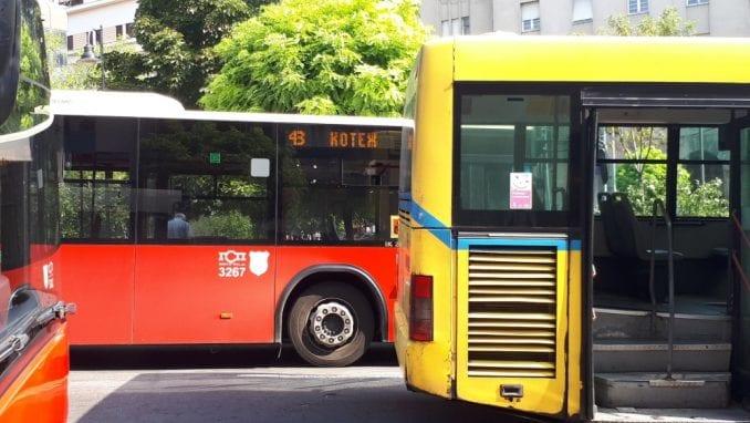 U nesrećama sa autobusima strada 5,5 odsto žrtava 1