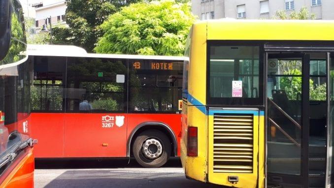 Javni prevoz u Beogradu počeo sa radom jutros u četiri sata 2