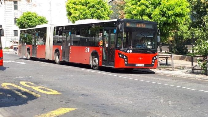 Vesić: Od danas u vreme zabrane kretanja neće biti javnog prevoza 3