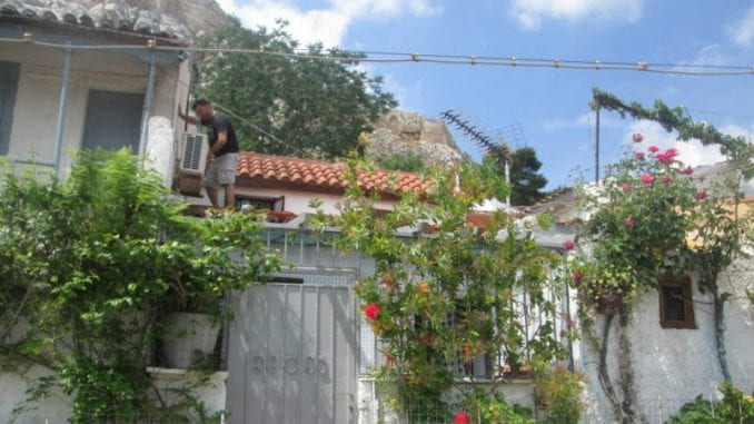 Atina: Ostrvo bez mora 1