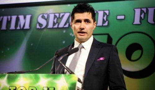 Poledica podržao FSS u sporu sa Partizanom 8