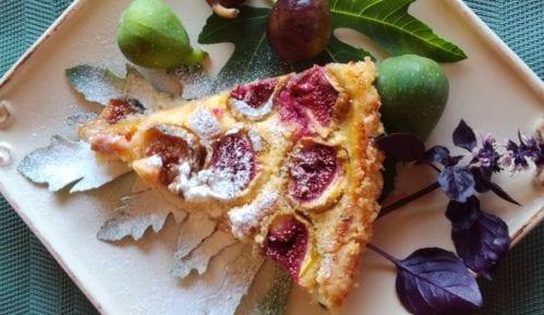 Tart od limuna sa smokvama (recept) 2