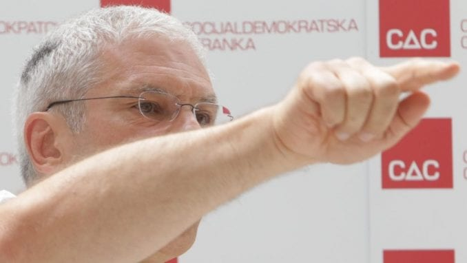 """Tadić: Predlažem opoziciji da izađemo na izbore pod listom """"Zajedno ZA bojkot"""" 1"""