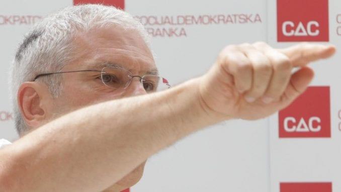 """Tadić: Predlažem opoziciji da izađemo na izbore pod listom """"Zajedno ZA bojkot"""" 4"""