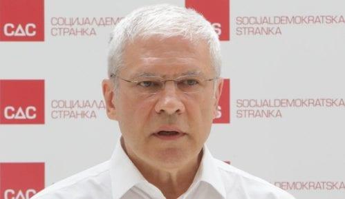 Boris Tadić: Nema dijaloga sa Vučićevim emisarima 7