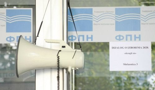 Antonijević: Vlast dostavila dokument sa predloženim izmenama za bolje izborne uslove 12