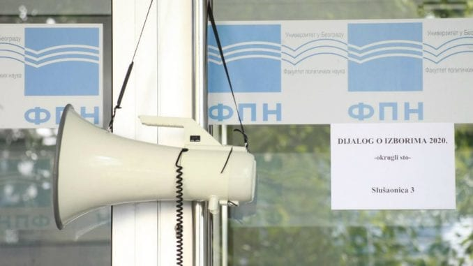 Zahtev omladine DSS da se preispita imenovanje ministarke Joksimović u Savetu FPN 3