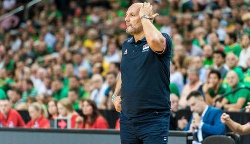 Teodosić i definitivno otpao, Đorđević prijavio 12 igrača za SP 10