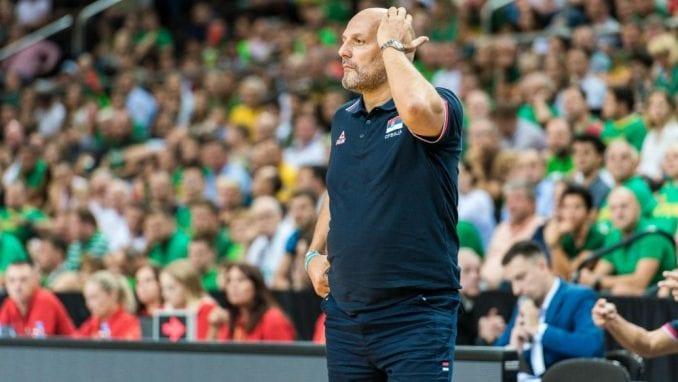 Teodosić i definitivno otpao, Đorđević prijavio 12 igrača za SP 1