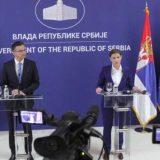 Brnabić i Šarec: Odnosi dve zemlje dobri, Slovenija podržava proširenje EU 7