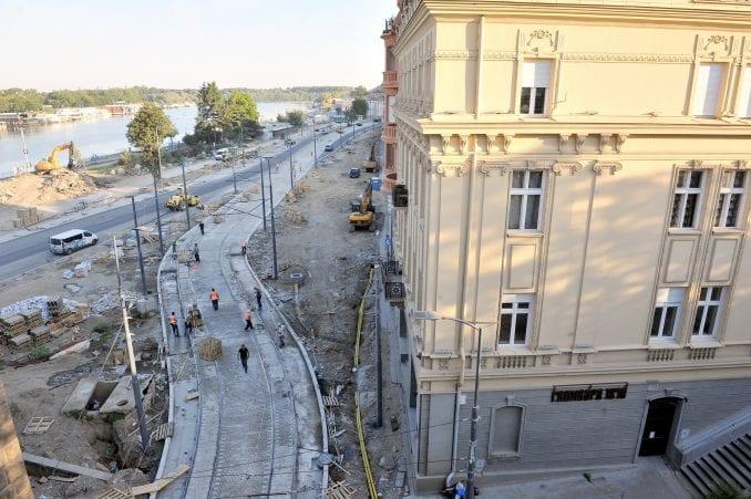 Stojčić: Krajnji rok za završetak radova u Karađorđevoj ulici je 31. januar 1
