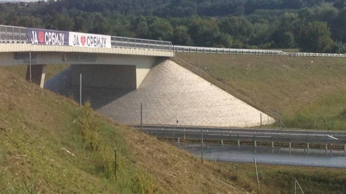 Saobraćajni kolaps na putu Beograd-Obrenovac zbog Miloša Velikog 4