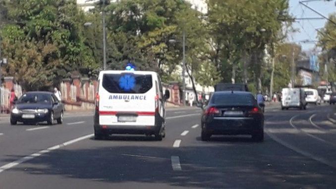 Petoro lakše povređeno tokom noći u saobraćaju u Beogradu 2