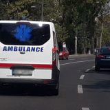 Muškarac povređen u lančanom sudaru na Ibarskoj magistrali 2