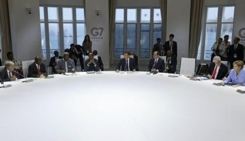 Šef UN upozorio G7 na 'hitnost dramatične klimatske krize' 15