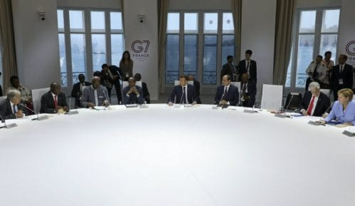 Šef UN upozorio G7 na 'hitnost dramatične klimatske krize' 14