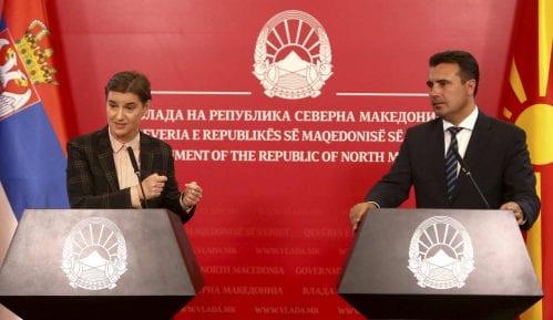 Zaev i Brnabić: Postoji istorijska mogućnost da se postigne dogovor Srba i Albanaca 14