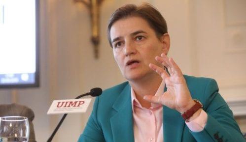 Brnabić: Unutrašnje reforme EU sprovoditi paralelno s proširenjem 9