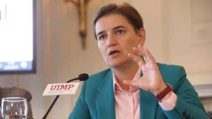 Brnabić: Kurti najavljuje novo kršenje Cefta sporazuma 3