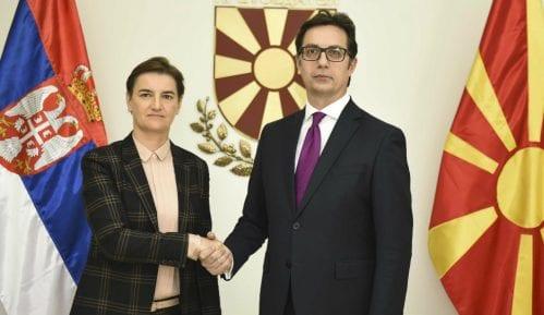Pendarovski i Brnabićeva razgovarali o saradnji 5