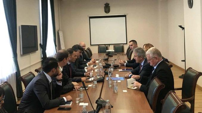 Mali razgovarao sa direktorom u EBRD-u Fransisom Maližom o razvoju tržišta kapitala u Srbiji 1