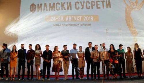 Tihomiru Staniću gran-pri na 54. Filmskim susretima u Nišu 7