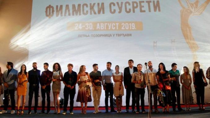 Tihomiru Staniću gran-pri na 54. Filmskim susretima u Nišu 6